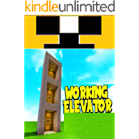 Minecraft- How to make a working Elevator (easy)