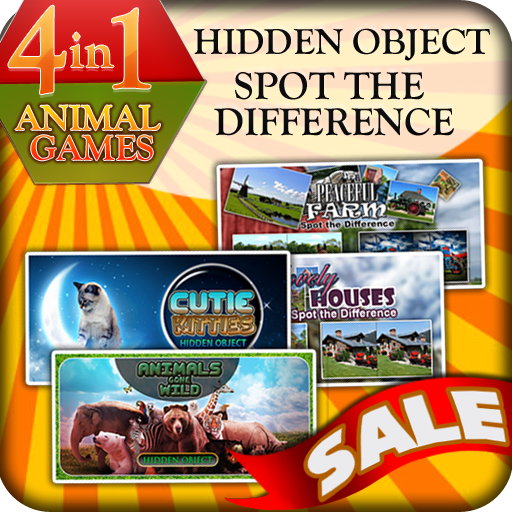 Animals Combo Pack Spot Combo Pack