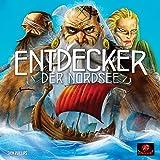 Schwerkraft-Verlag Entdecker der Nordsee - Grundspiel