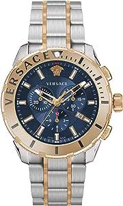 Versace Mens Casual Chrono Watch