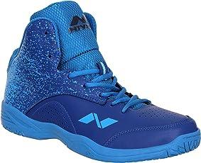 Nivia Men's Panther-1 Basketball Shoes