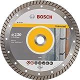 Bosch Professional 2608602397 Standard for Universal Turbo Diamond Cutting disc