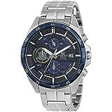 كاسيو ساعة إدفيس,للرجال,ستانلس ستيل,EFR-556DB-2AVUDF