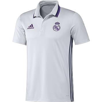 Adidas Cl Real Madrid Cf Polo, Uomo: Amazon.it: Sport E Tempo Libero