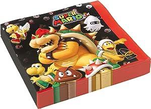 Tisch Deko-Sets AMSCAN 281554 Super Mario