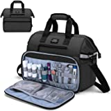 CURMIO Borsa medica, borsa per infermiere per visite a casa, assistenza sanitaria, regalo perfetto per medici, fisioterapisti