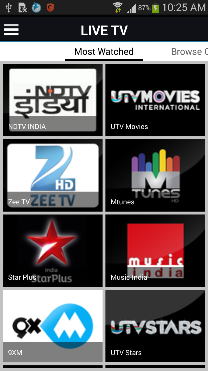 yupptv for fire phone appstore pour android. Black Bedroom Furniture Sets. Home Design Ideas
