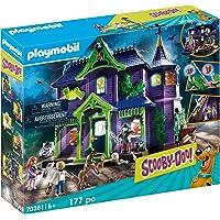 Playmobil - Scooby-Doo! Histoires dans Le Manoir Hanté - 70361