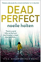 Dead Perfect: An absolutely gripping crime thriller with dark and jaw-dropping twists (Maggie Jamieson thriller, Book 3) Kindle Edition