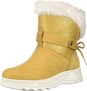 Geox D HOSMOS B ABX B, Stivali da Neve Donna: Amazon.it