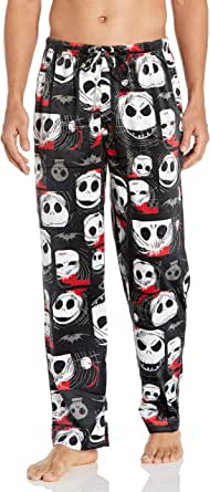 Disney Men's Nightmare Before Christmas Lounge Pant Pajama Bottom