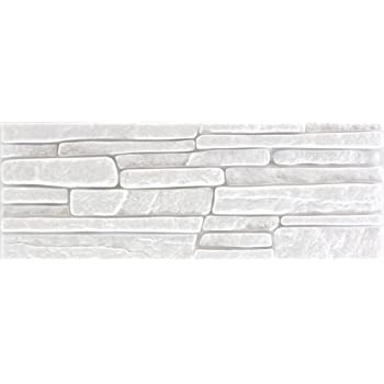 Topceilingtiles 3D Decorative Stone Structure Insulation Wall Panels-Wall  Boards-Wall Cladding Rock (Pack 102 pcs / 8,90 sqm)
