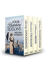 Four Regency Seasons Kindle Edition