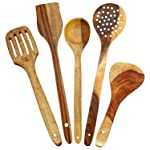 Aarsun Woods Spoon Set for Kitchen/Wooden Spatula