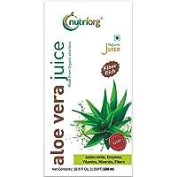 Nutriorg Natural Aloe Vera Juice - 500 Ml