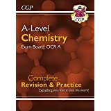 A-Level Chemistry: OCR A Year 1 & 2 Complete Revision & Practice : perfect for catch-up, assessments and exams in 2021 and 20