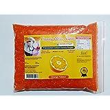 Candy Floss Sugar / Flavoured Sugar Cotton Candy Sugar (Orange)