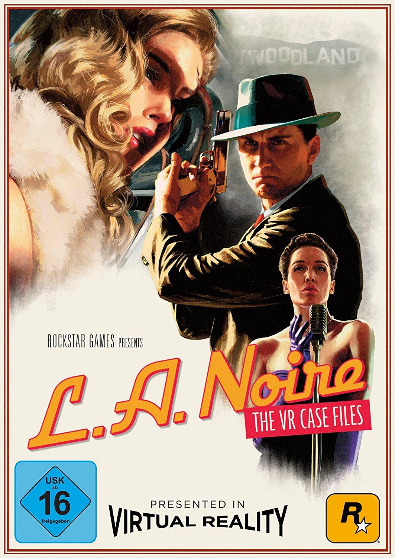 L.A. Noire - The VR Case Files