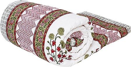 Cloth Fusion Handblock Quilt