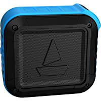boAt Stone 200 Portable Wireless Speaker with 3W Sound, Robust Bass, Rugged Mountable Design, IPX6 Water & Splash Resistance and Up to 10H Playtime (Blue)
