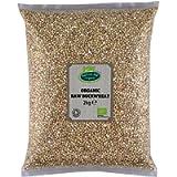 Organic Raw Buckwheat Groats 2kg by Hatton Hill Organic - Free UK Delivery