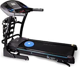 Welcare Motorized Treadmill WC2277M 4 in 1 Multipurpose Treadmill,India's Most Trusted Fitness Equipment's Brand