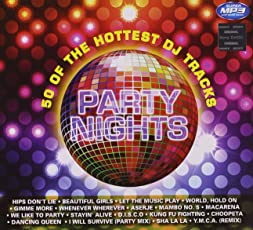 Party Nights (50 of the Hottest Dj Tracks)