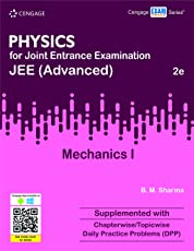 Physics for Joint Entrance Examination JEE (Advanced) Mechanics I