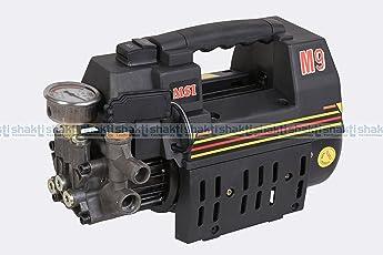 BMB Technology High Pressure Portable Car Washer Pump 1800-Watts 100 Bar, MB-M9
