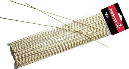 barbecook Grillzubehör, Bambusspieße, beige, 30 x 0,5 x 1 cm, 2230216000