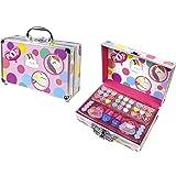 POP GIRL Color Train case - Maletín de Maquillaje - Set de Maquillaje para Niñas - Juguetes Niñas - Selección de Productos Se