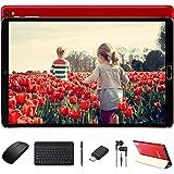 Tablet 10 Pulgadas Android 10 Pro con Procesador Octa-Core Núcleos 1.6GHz 4GB RAM + 64GB ROM Batería 8000mAh | Cámara Dual 5M