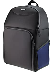 Black Compact Backpack w// Rain Cover for The Yuneec Breeze