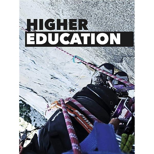 Higher Education: A Big Wall Manual (English Edition) eBook ...