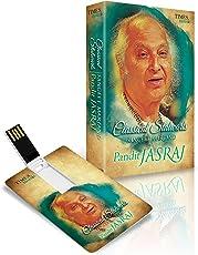 Music Card: Classical Stalwarts Sangeet Martand - Pandit Jasraj - 320 kbps MP3 Audio (4 GB)