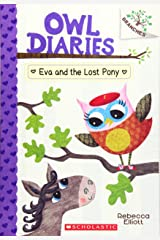Eva and the Lost Pony (Owl Diaries) Paperback