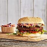 Gourmet Island Frozen 100% Beef Burgers 8oz - 24x227g