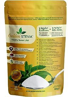 Gewichtsverlust mit Stevia