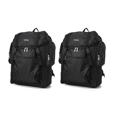 Ryanair 55x40x20cm Lightweight Backpack Rucksack Hand Luggage ...