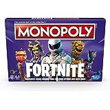 Hasbro Gaming- Monopoly Fortnite Edition Juego de mesa para videojuegos, a partir de 13 años, Color (E6603398) [Version Alema