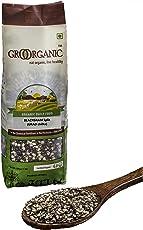 GRO Organic Black Gram/Urad Chilka - 500 G