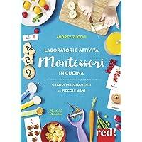 Laboratori e attivit agrave  Montessori in cucina
