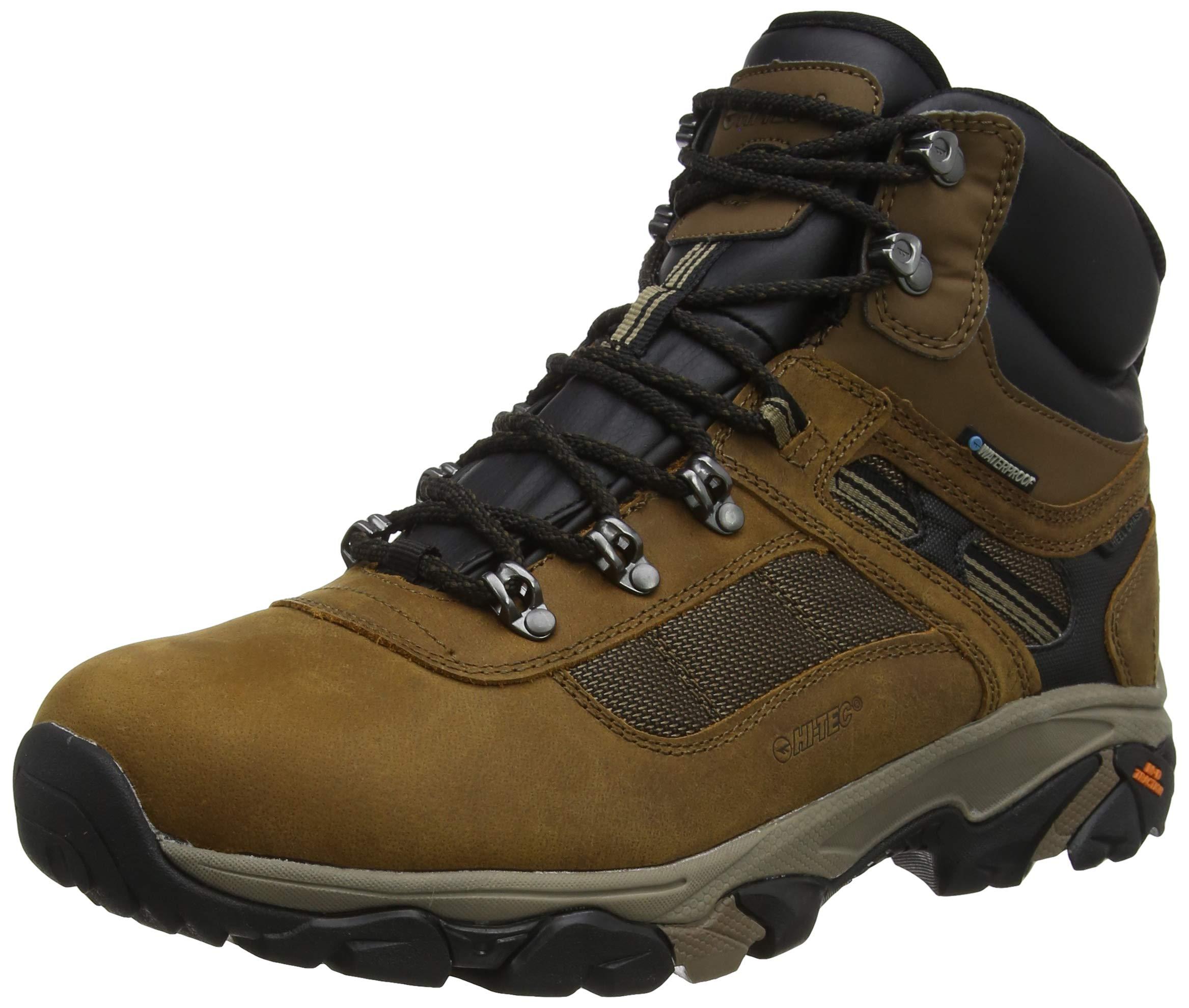 Hi-Tec Men's Ravus Quest Lux Mid Wp High Rise Hiking Boots 1