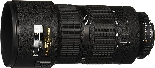 Nikon AF Zoom-Nikkor 80-200mm F/2.8D ED Telephoto Zoom Lens for Nikon DSLR Camera