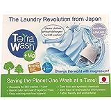 TERRAWASH® Detersivo alternativo che rispetta l'ambiente | Dura per 1 anno o 365 lavaggi | Bucato morbido e pulito | Non inquina l'acqua