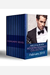 Mills & Boon Modern Romance Collection: February 2015 (Mills & Boon e-Book Collections) Kindle Edition
