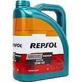 REPSOL Motorolie PREMIUM GTI/TDI 10W40 5 Lt, meerkleurig, 5 liter
