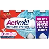 Actimel 0 Percent Fat Strawberry, 800 g