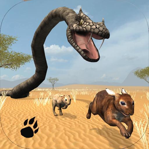 snake-chase-simulator