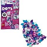 LEGO Dots Extra Dots - Serie 3, Set di Elementi Decorativi DIY con 10 Sorprese, Kit Artistici per Bambini, 41921